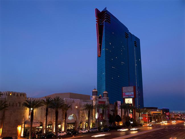 Hilton Hotel Las Vegas